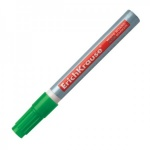 Маркер для досок Erich Krause W500 зеленый, 0.8-2.2мм, пулевидный наконечник