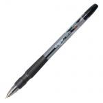 Ручка шариковая Erich Krause Grapho semi-gel черная, 0.7мм, 28268