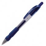 Ручка шариковая автоматическая Erich Krause Grapho Plus синяя, 0.5мм, 28272