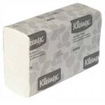 Бумажные полотенца Kimberly-Clark Kleenex MultiFold 1890, листовые, 150шт, 1 слой, белые