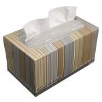 Бумажные полотенца Kimberly-Clark Kleenex Ultra Soft 1126, листовые, 70шт, 1 слой, белые