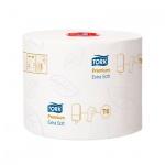 Туалетная бумага Tork Premium T6, 127510, в рулоне, 70м, 3 слоя, белая
