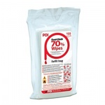 Салфетки Ecolab Sani Cloth 70 70шт, чистящие, спиртовые, сменный блок, 3051310