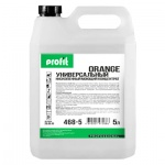 Универсальное моющее средство Profit Orange 5л, для любых водостойких поверхностей, 468-5