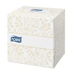Салфетки косметические Tork Premium F1, 140278, для лица, 100шт, 2 слоя, белые