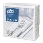 Салфетки сервировочные Tork Advanced белые, 39х39см, 2 слоя, 150шт, 477554