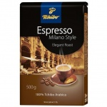 Кофе в зернах Tchibo Espresso Milano Style 500г, пачка