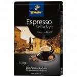 Кофе в зернах Tchibo Espresso Sicilia Style 500г, пачка