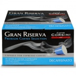 Кофе в капсулах Caffe Corsini Gran Riserva Decaffeinato, 10шт