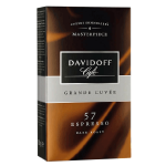 Кофе молотый Davidoff Espresso 57 Dark Roast 250г, пачка