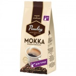 Кофе молотый Paulig Mokka для турки 75г, пачка