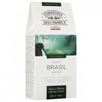 Кофе молотый Compagnia Dell'arabica Brasil Santos 250г, пачка