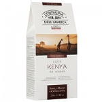 "Кофе молотый Compagnia Dell'arabica Kenya""AA""Washed 250г, пачка"