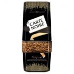 Кофе растворимый Carte Noire Original 190г, стекло