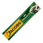 Кофе порционный Jacobs Monarch 1.8г, растворимый