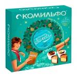 Конфеты Комильфо Крем-брюле и Шоколадный мусс, 232г