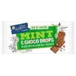 Шоколад Fazer Travel Rio De Janeiro, со вкусом мяты и драже из молочного шоколада, молочный, 130г