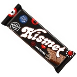 Вафли Fazer Kismet шоколадные, с лакрицей, 55г