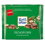 Шоколад Ritter Sport 250г лесной орех, молочный