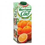 Нектар Фруктовый Сад апельсин, 0.95л