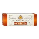 Сырок творожный Б.Ю. Александров 15%, Суфле с ванилью, 40г х 3шт