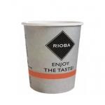 Стакан одноразовый Rioba 200мл, 26шт, 2 слоя
