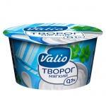 Творог мягкий Valio 0.1%, обезжиренный, 180г