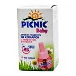 Жидкость для защиты от комаров Picnic Baby на 45 ночей