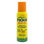 Средство от клещей Picnic Family 125мл, аэрозоль