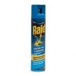 Средство от насекомых Raid Мнгновенное действие 300мл, аэрозоль, от летающих насекомых