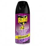 Средство от насекомых Raid Мнгновенное действие 300мл, лаванда, аэрозоль