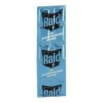 Пластины от комаров Raid 10шт, на алюминевой основе, для электрофумигатора