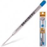 Стержень для шариковой ручки Brauberg синий, 1мм, (тип PARKER), PRK003