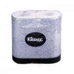 Туалетная бумага Kimberly-Clark Kleenex без аромата, белая, 2 слоя, 4 рулона, 25м