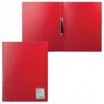 Папка на 2-х кольцах А4 Erich Krause Standard красная, 24мм, 14452