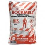 Антигололёдный реагент Rockmelt Mix 20кг, продолжительнгого действия, до -25°С