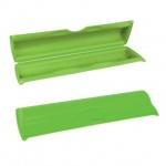 Футляр Idea для фольги и пленки, салатовый, 5х9х34см, отрывной зажим