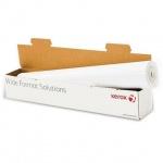 Бумага широкоформатная Xerox InkJet Monochrome 610мм х 50м, 80г/м2, белизна 164%CIE