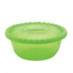Салатник Idea салатовый, 3л, 10.5х25см