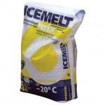 Антигололёдный реагент Icemelt Mix 25кг, до -20°С