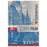 Пленка для лазерной печати Lomond А4, 50шт, 100мкм, 0701415