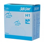 Жидкое мыло в картридже Soft Care Fresh H1 800мл, ароматизированное, 6960300
