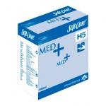 Антисептик для рук Soft Care Med H5 800мл, на спиртовой основе без ароматизаторов, 100858314