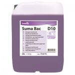 Дезинфицирующий концентрат Suma Bac D10 20л, 11834