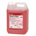 Чистящее средство Taski Sani Calc 5л, для удаления кальциевых отложений, 7513254