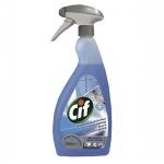 Моющее средство Cif Professional Window&Multisurface 750мл, для окон и твердых поверхностей, 7518649