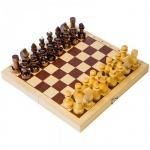 Игра настольная Орловские Шахматы Шахматы походные, деревянные с доской