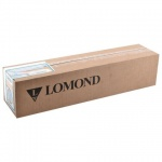 Бумага широкоформатная Lomond 610мм х 45м, 90г/м2, матовая, для САПР и ГИС, Эконом 1202111
