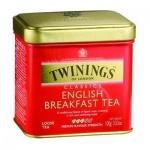Чай Twinings, черный, листовой