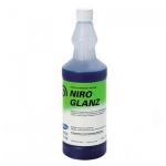 Универсальное чистящее средство Kiilto Niro Glanz 1л, для нержавеющей стали, 210100708